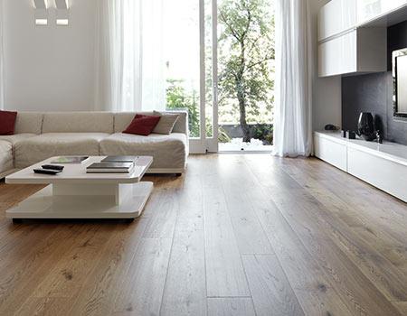 linoleum vloer houtstructuur